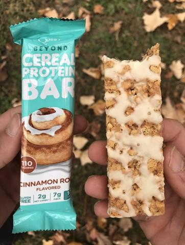 Cinnamon Quest Cereal Protein Bar