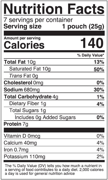 Protein Keto Soup Mix with MCT Oil by Proti Diet - Creamy Cauliflower