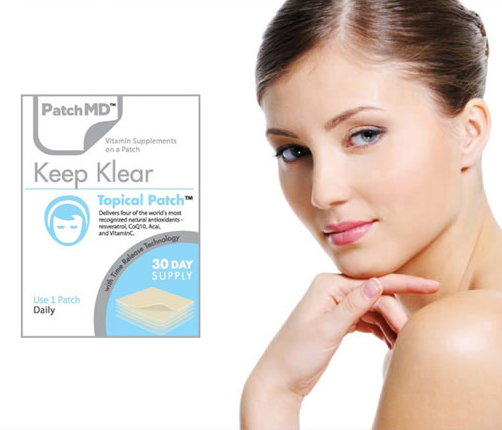 Keep Klear Acne Prevention Patch (30-Day Supply) by PatchMD
