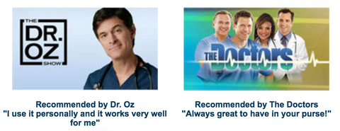 Dr Oz Just a drop