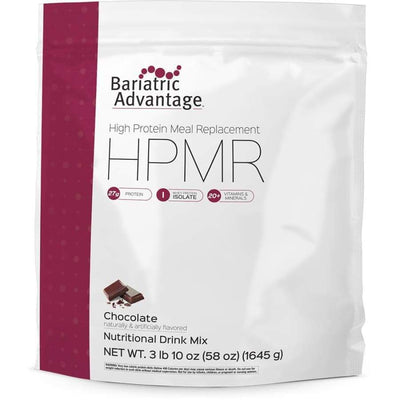 Bariatric Advantage HPMR High Protein Meal Replacement - Available in 8 Flavors! - 35 servings / Chocolate - Meal Replacements