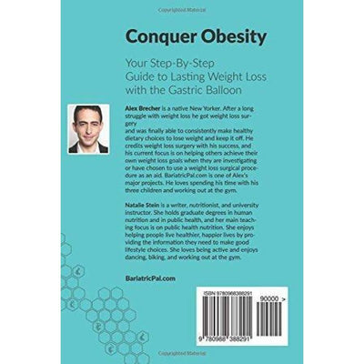 Conquer Obesity: Your Step-By-Step Guide to Lasting Weight Loss with the Gastric Balloon - Book