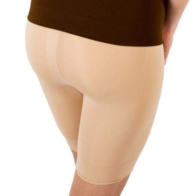 Long Leg Shaper by Slimpressions Shapewear - Small / Nude - Shapewear