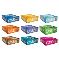 OhYeah! ONE Protein Bar - 9 Flavor Variety Pack - 9 Cases - Protein Bars