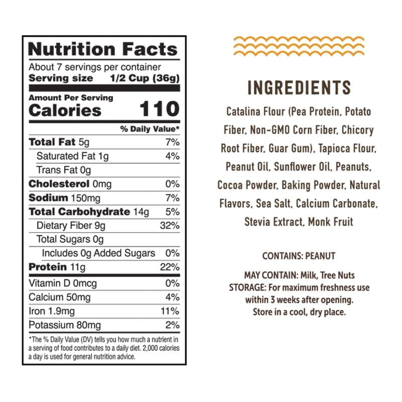 Catalina Crunch Keto Cereal - Chocolate Peanut Butter