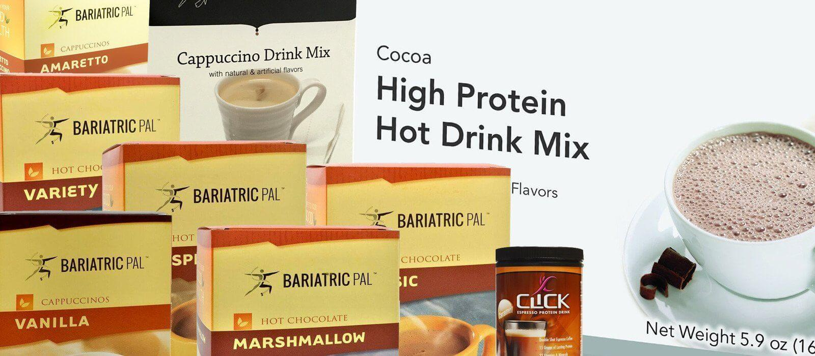 Hot Protein Drinks