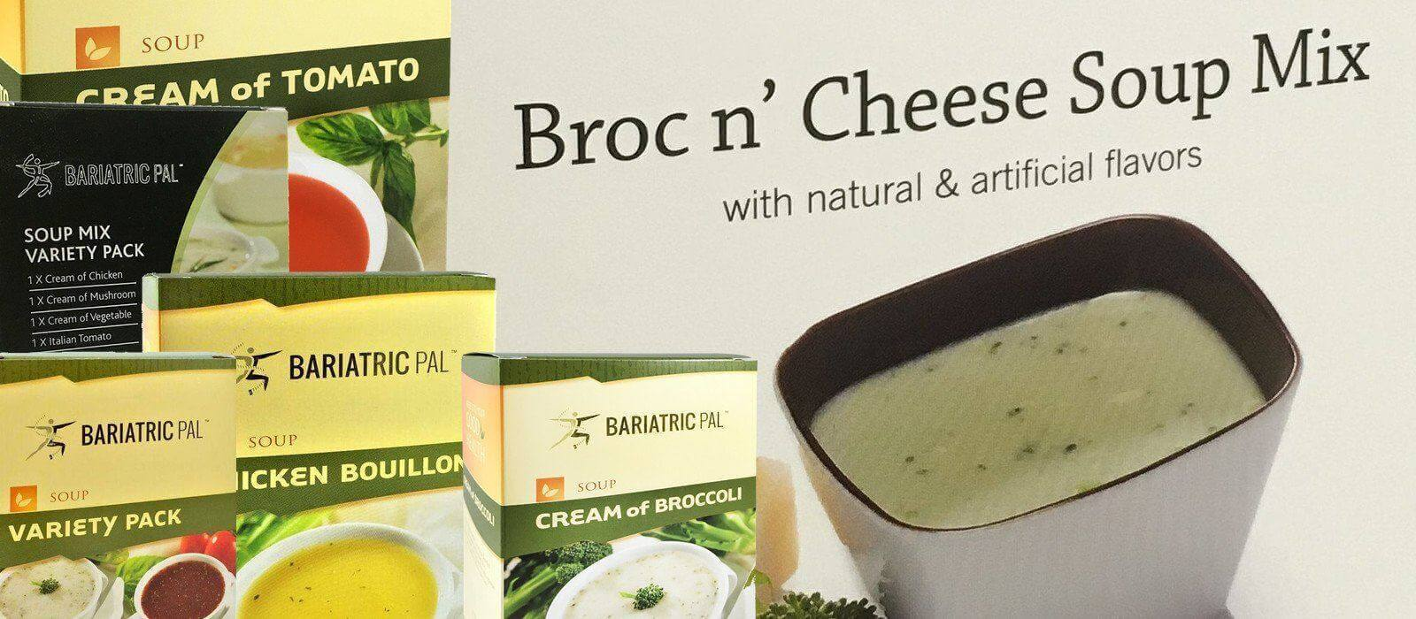Protein Soups and Broths