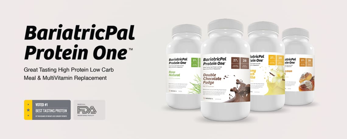 BariatricPal Protein One