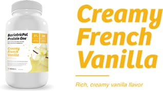 Protein One Creamy French Vanilla