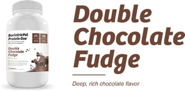 Protein One Double Chocolate Fudge