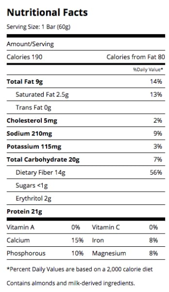 Quest Protein Bars by Quest Nutrition - Chocolate Chip Cookie Dough