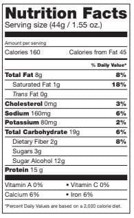 BariatricPal Proti Diet 15g Protein Bars - Cookies & Cream