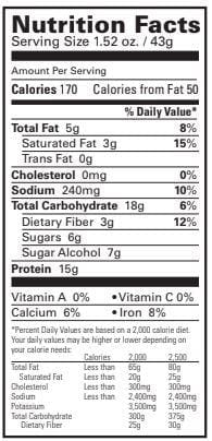 BariatricPal Proti Diet 15g Protein Bars - Old Fashion Strawberry & Peanut