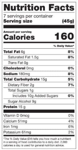 BariatricPal Proti Diet 15g Protein Cookies - Chocolate Chips
