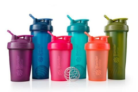 BlenderBottle Classic Protein Shaker with Loop - Available in 10 Colors!