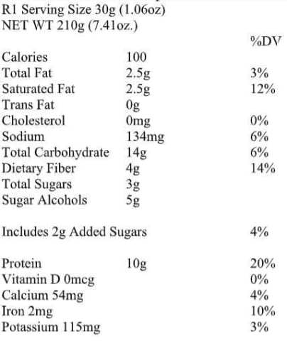 BariatricPal Divine Lite Protein & Fiber Bars - Chocolate Mint