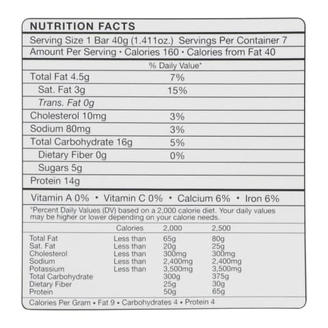 BariatricPal 14g Protein Bars - Chocolate Mint