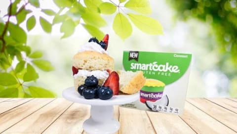 Smart Baking Company Beyond Gluten Free Smartcake - Raspberry Cream
