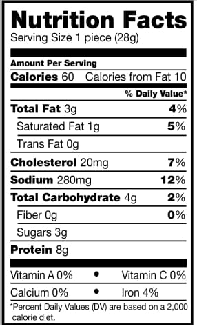 Simply Snackin' Beef Protein Snack - Northwoods Beef with Cranberries & Blueberries