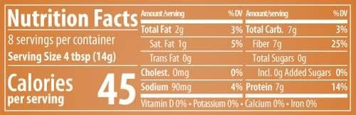 ThinSlim Foods Love-the-Taste Low Carb Breadcrumbs Plain - Click Image to Close