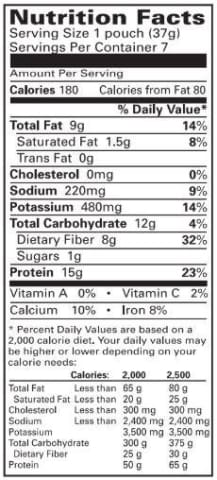 Proti Diet 15g Protein Soy Nuts