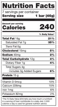 BariatricPal Proti Diet 15g Wafer Bars - Chocolate