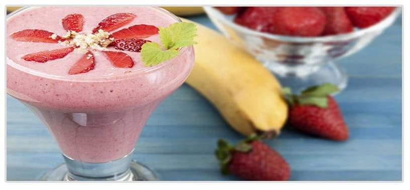 Fruits and Nuts Smoothie