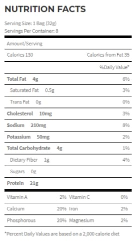 BariatricPal Protein Double Bites - Cheddar Cheese
