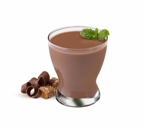 BariatricPal 15g Protein Shake Mix in a Bottle - Chocolate Salted Caramel Cream