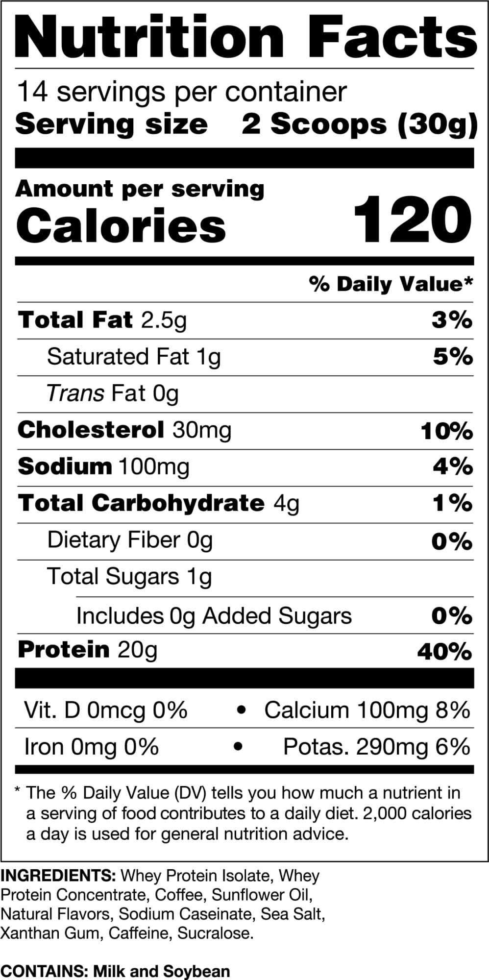 Chike Nutrition High Protein Iced Coffee (16 oz Bags) - Available in 5 Flavors!