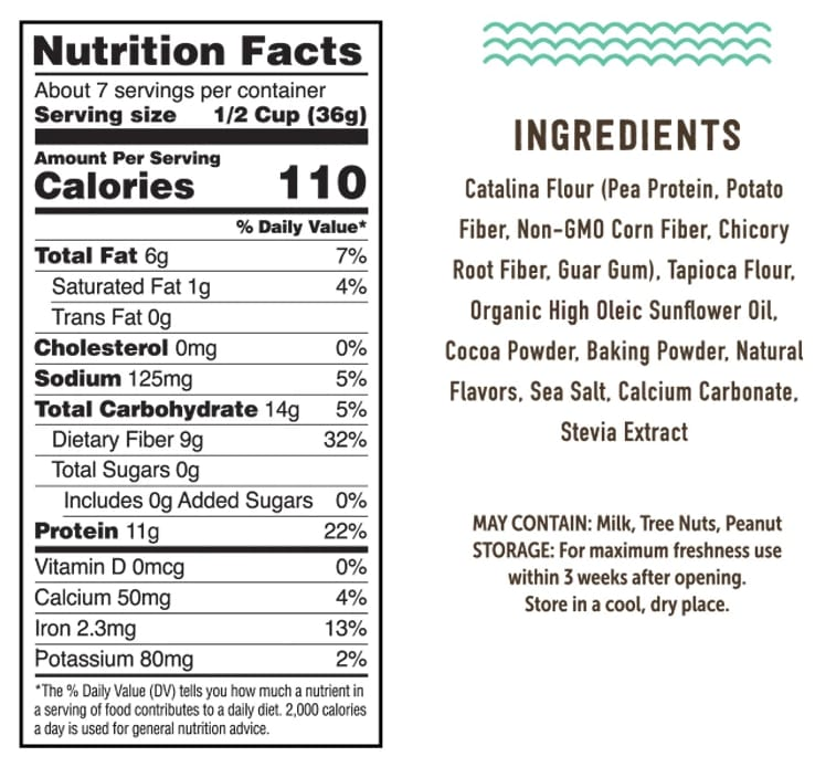Catalina Crunch Keto Cereal - Mint Chocolate