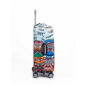 Where is Wanderskye - Reversible Luggage Cover