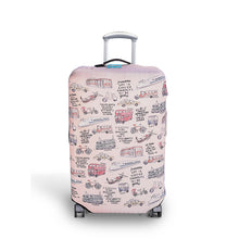 Load image into Gallery viewer, In Transit - Reversible Luggage Cover