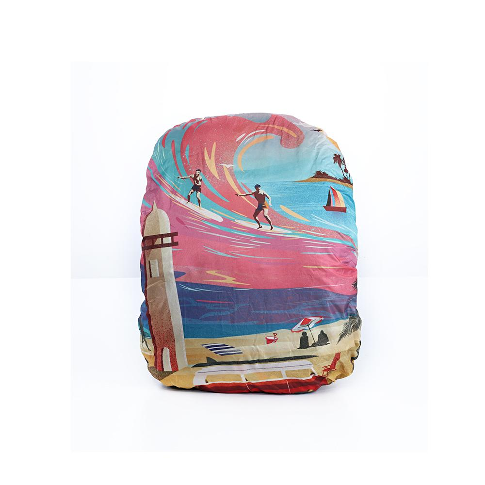 Beach Life - Backpack Cover