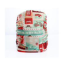 Load image into Gallery viewer, Bon Voyage - Backpack Cover
