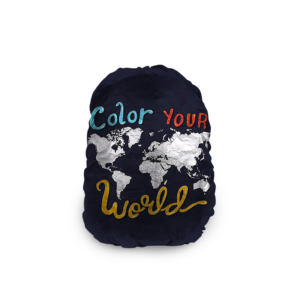 Color Your World - Backpack Cover