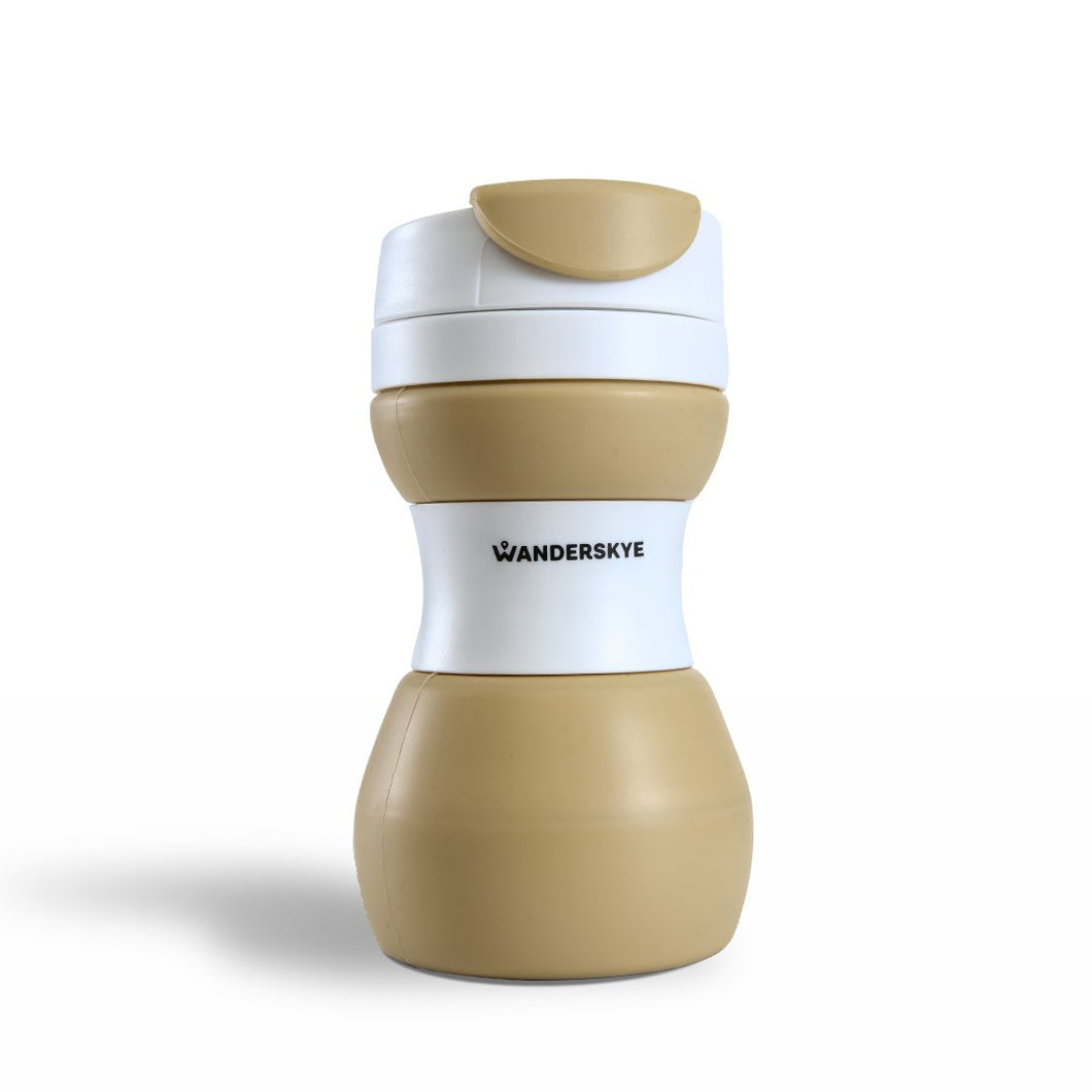 Collapsible Cup (Quartz Wheat)