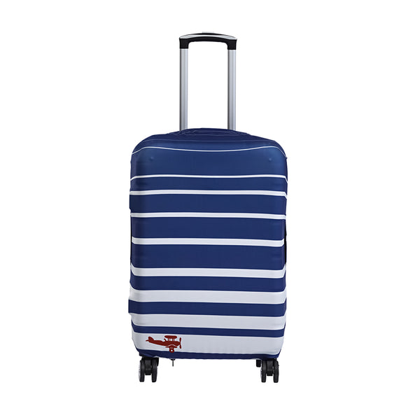 """LINEAR FLIGHT"" LUGGAGE COVER"