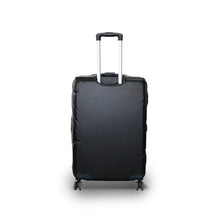 Load image into Gallery viewer, Minimalist Luggage Cover - Black