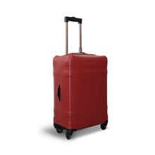 Load image into Gallery viewer, Minimalist Luggage Cover - Maroon