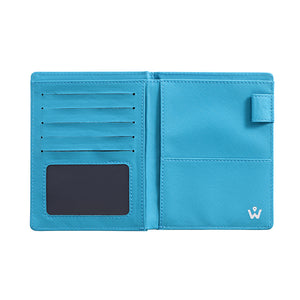 Blue (Passport Cover)