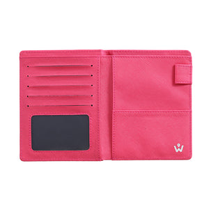 Pink (Passport Cover)