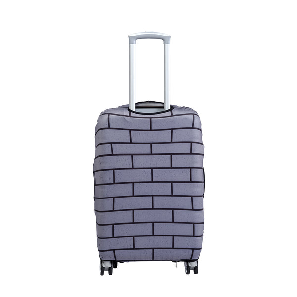 Brick Collective Reversible Luggage Cover