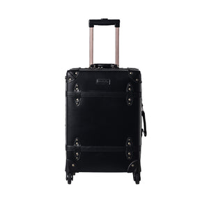 Black Vintage Luggage