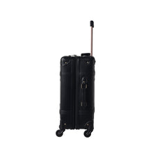 Load image into Gallery viewer, Black Vintage Luggage