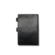 Load image into Gallery viewer, RFID Family Passport Cover (Black)