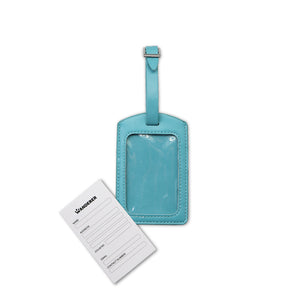 Bag Tag (Blue)