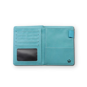 RFID Passport Cover (Blue)