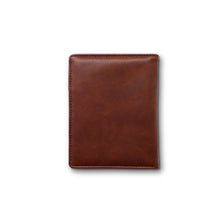 Load image into Gallery viewer, RFID Passport Cover (Brown)