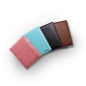 RFID Passport Cover (Brown)